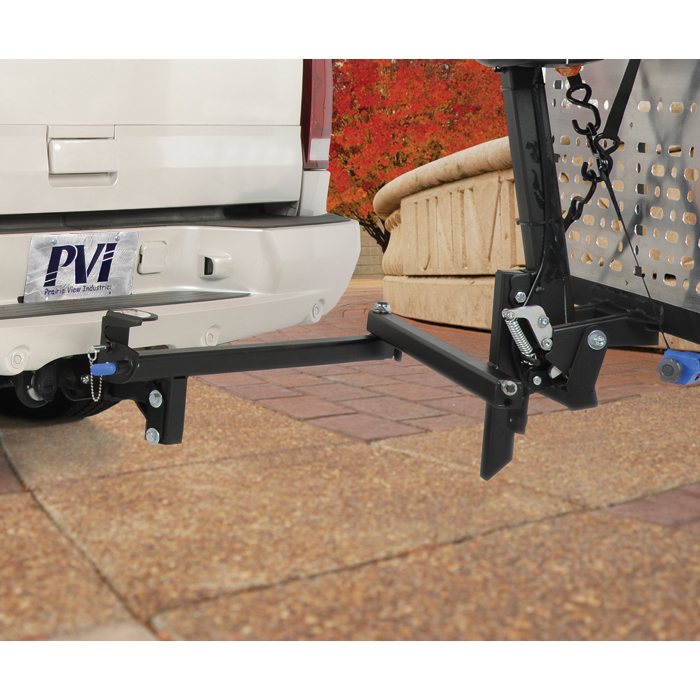 TrekAway Lift hitch Accessories all Models