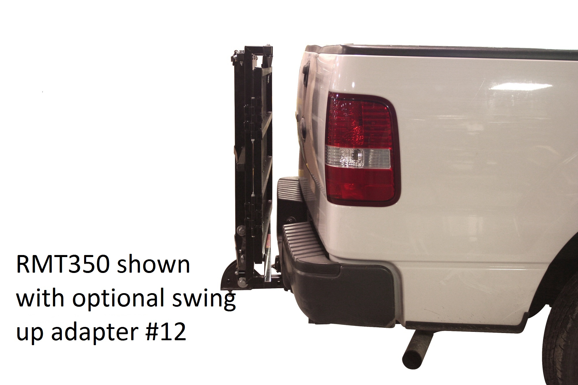 TrekAway 4' Ramp Style Scooter Carrier