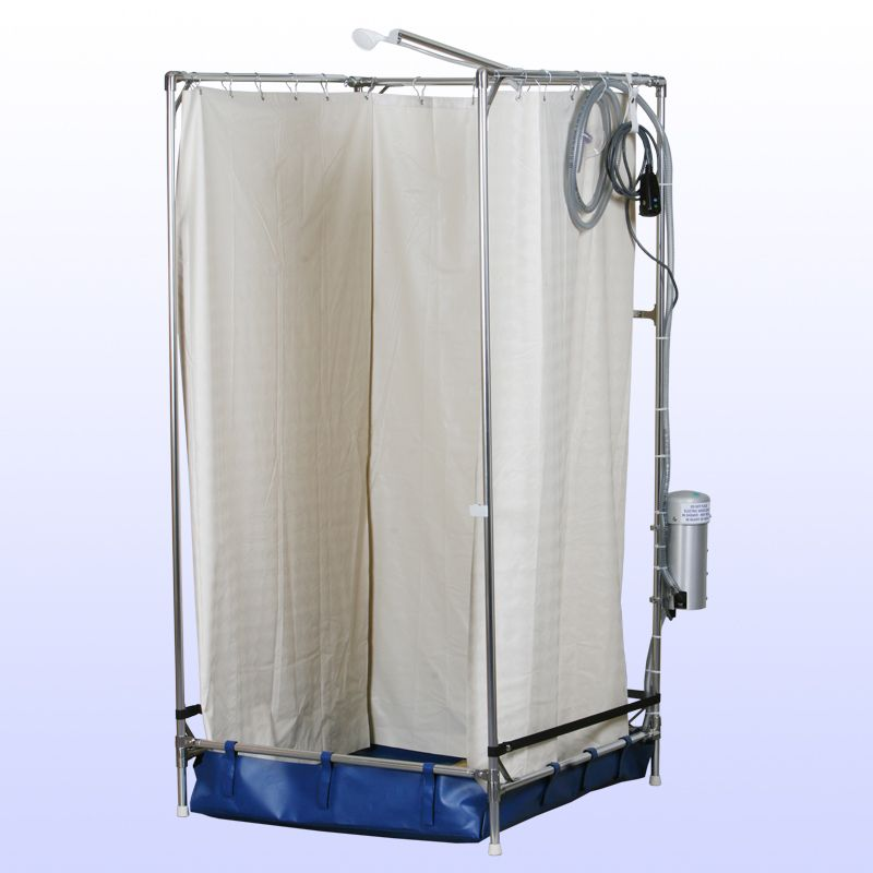 Tall Primary Shower Unit