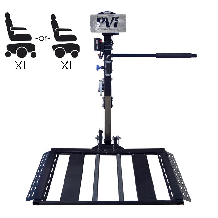 TrekAway XL Powerchair Lifts Model INDE 4