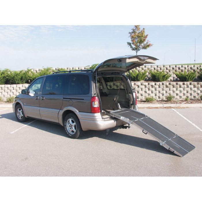 Multifold Tailgate Van Ramp