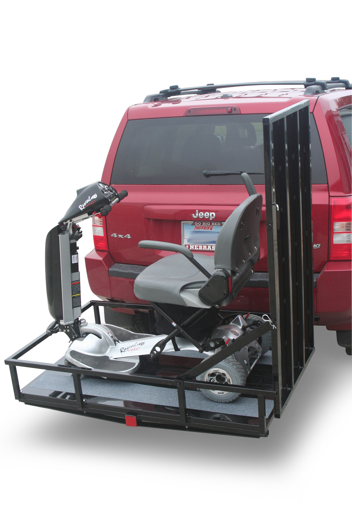 TrekAway 4' Ramp Style Scooter Carrier