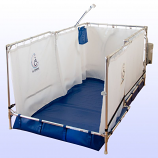 Recliner Shower Unit