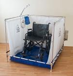 Bariatric Shower Unit